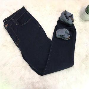 {J Brand}Maria Skinn Starless Skinny Jeans 29